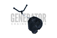 Chainsaw Husqvarna 36 41 136 137 141 142 Gas Fuel Tank Cap
