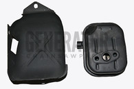 Honda Gx31 Gx35 Muffler with Cover