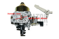 Honda Gx110 Gx120 Carburetor