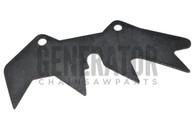 Husqvarna 61 66 266 268 272 Chainsaw Bumper Spike Feeling Dog Cutter