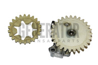 Chainsaw STIHL 038 MS380 MS381 Oil Pump with Worm Gear ( 3pcs Kit )