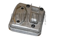 Echo CS280, CS290, CS3000, CS305, CS340 CS3400, CS345, CS3450 Muffler Exhaust Pipe
