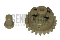 Yamaha MZ175 EF2700 EF2600 Speed Governor Gear
