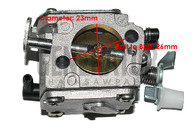 Chainsaw Husky Husqvarna 281 288 Carburetor