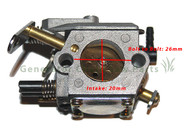 Bush Cutter Motor Engine 35cc - 50cc Carburetor