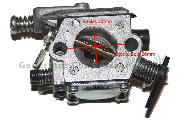Zenoah Komatsu Chainsaw Leaf Blower Grass Trimmer Carburetor 25cc