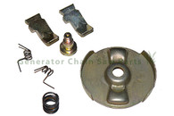 Honda Gx160 and China168 Engine Motors Pull Start Recoil - Alloy Rebuild Repair Kit