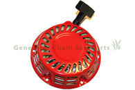 Honda Gx160 Gx200 and China168 Engine Motors Pull Start Recoil Pully Rewind - Red