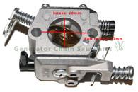 Chainsaw STIHL 021 023 025 MS210 MS230 MS250 Engine Motor Carburetor Carb