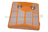 Chainsaw Husqvarna 61 66 266 281 288 Engine Motor Air Filter Cleaner