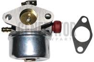 Tecumseh OHH55 OHH60 OHH65 Engine Motor Carburetor w Gasket