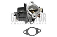 Tecumseh 640065A 640065 OHV125 OHV130 OHV135 Motor Carburetor w Gasket