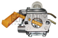 Carburetor For Homelite UT29047 UT32600 UT32601 UT32601A UT32605 Trimmers