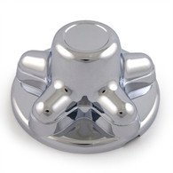 Chrome Hub Cover - 5-Lug