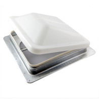 "14"" x 14"" Non-Powered Roof Vent      ( garnish sold  separately  )08-VG1414"