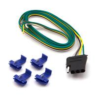 4-Flat Connector - Car End
