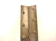 "Piano Hinge Steel 4""X60"""