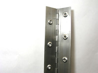 "Piano Hinge Aluminum .063 4""X 60"""