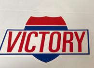 Sticker Victory 14.47 x 7.74