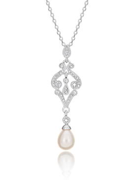 Angelica's Imperial Elegance Pendant Necklace 35135