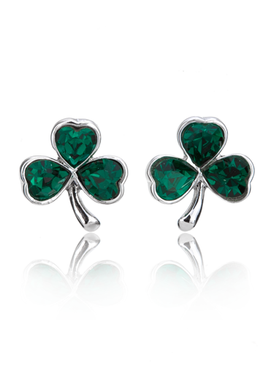 Linda's Luck Clover Earrings 34086