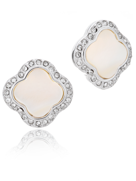 Ivory Alhambra Earrings 21476