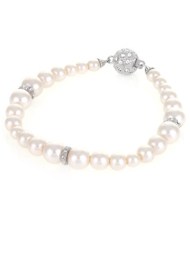 Alma's Double-Strand Pearl Bracelet  | Bracelets