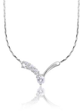 Victoria's CZ Necklace 44119