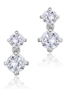 Melissa's CZ Earrings  | Earrings