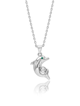 Dolphin Pendant Necklace  | Pendants