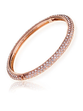 Crystal Pave Bangle 70329