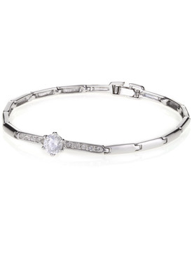 Mina's CZ and Crystal Bracelet 70099