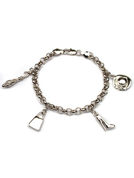 Fashion Charm Toggle Bracelet 70161