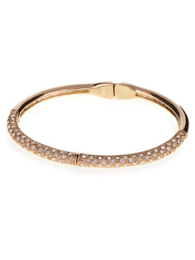 Timeless Design Crystal Bangle  | Bracelets