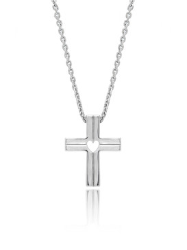 Heart Cross Pendant, Wholesale Fine Fashion Jewelry & Accessories | Shop JGI Jewelry