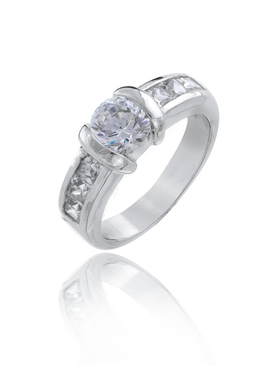 Cubic Zirconia Ring from JGI Jewelry