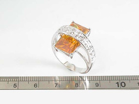 Wholesale Ring, 10414-black