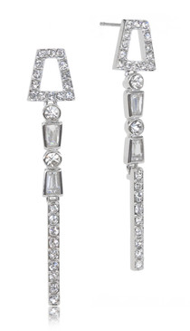 Crystal Drop Earring 21122