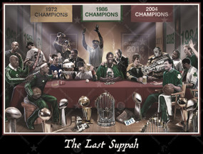 THE LAST SUPPAH