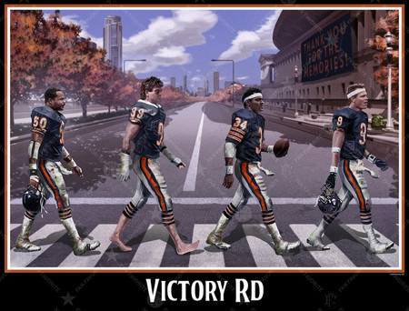 VICTORY RD