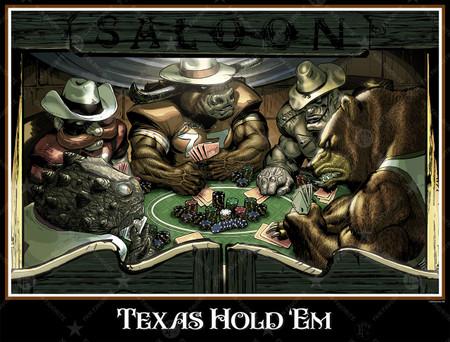 """Texas Hold """"Em"""