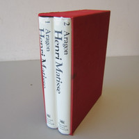 Louis Aragon 1 & 2 Henri Matisse Translated by Jean Stewart Book Set Harcourt