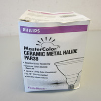 New Philips 222497 CDM70/PAR38/FL/3K 3000K Warm White MasterColor HID Light Bulb