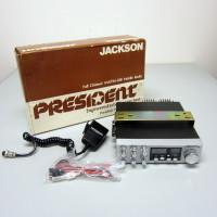 New Old Stock President Jackson Full Channel AM/FM-SSB Mobile Radio TRC-449 NIB