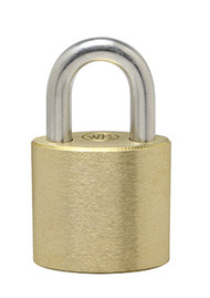 "1"" Hardened Stainless Steel, 3/8"" Shackle, 6-Pin Padlock (ATF Compliant)"