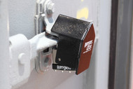 Container Universal Lock Guard - Made in USA
