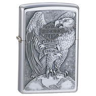 Harley Davidson Made In The USA Zippo