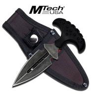 M-tech Stonewash Push Dagger