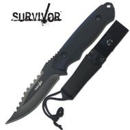 Survivor - Fixed Blade BK