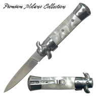 Pearl Small Stiletto AO Pocket Knife